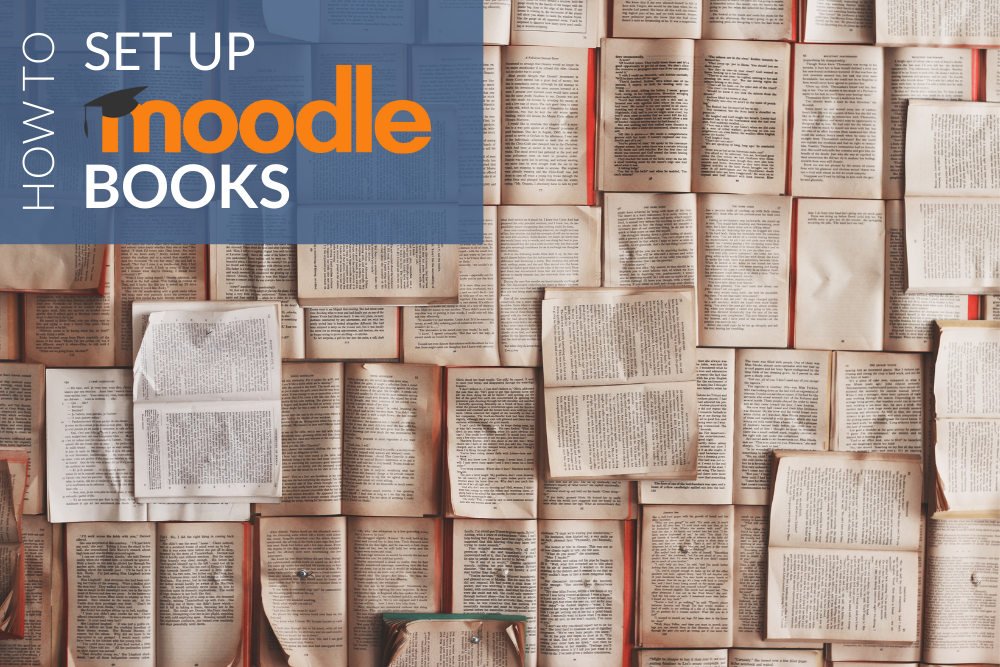 How to Set Up Moodle Books